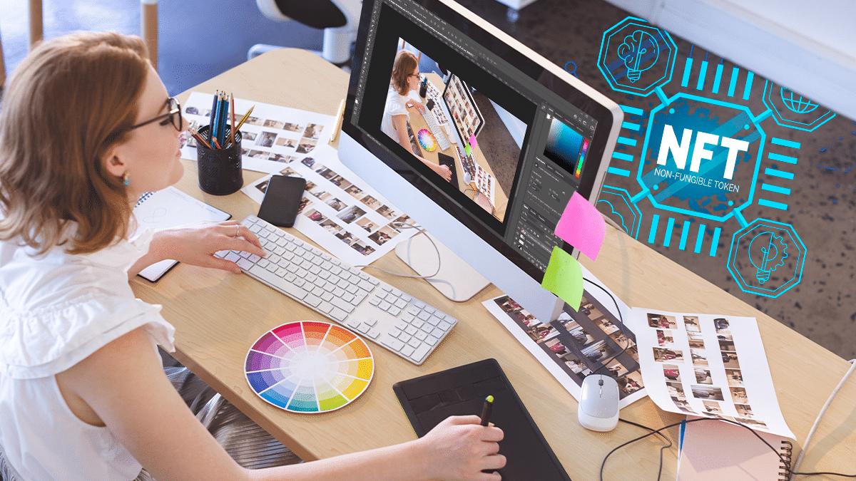 Photoshop se une al mundo NFT facilitando a artistas firmar y proteger sus obras