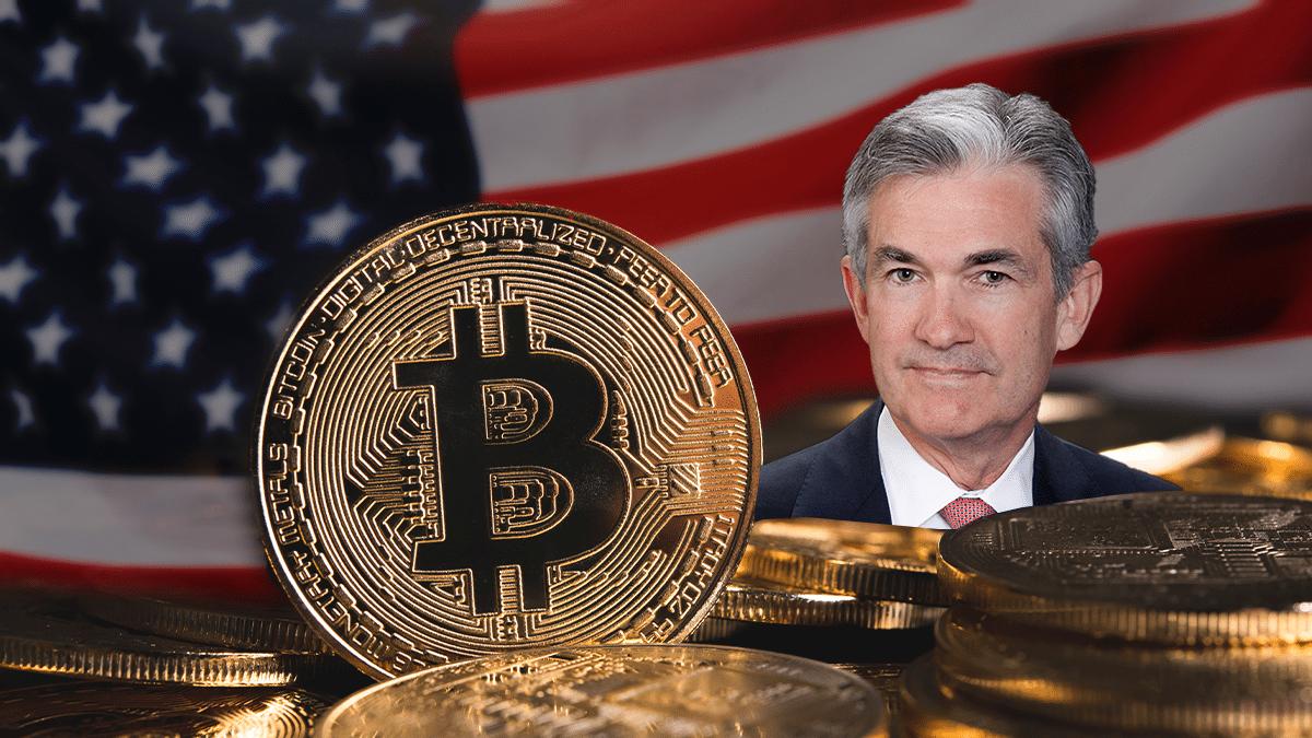 Estados Unidos no piensa prohibir bitcoin, dice el presidente de la Reserva Federal