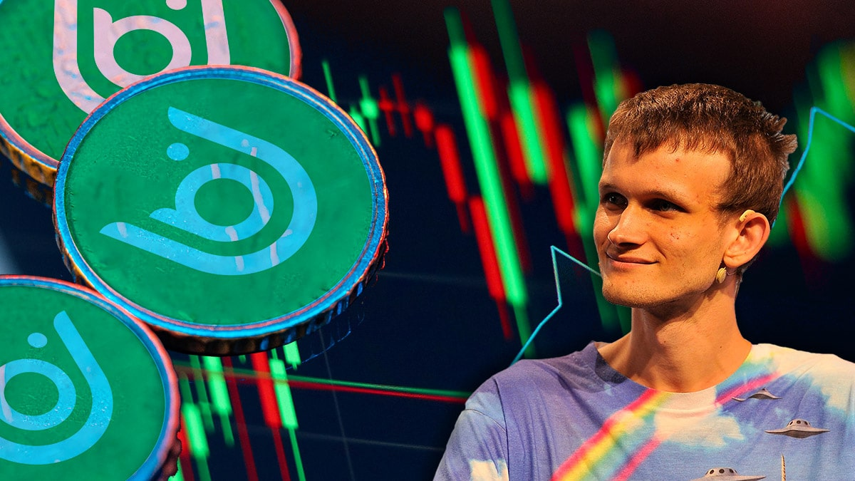 Precio de UBI subió 3.000% en una hora con el apoyo del creador de Ethereum