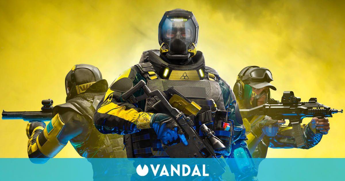 Rainbow Six Extraction se lanzaría el 20 de enero, según ha filtrado la web de Ubisoft