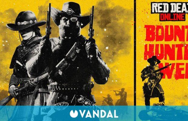 Red Dead Online: Bonificaciones y premios para Cazarrecompensas, mapa gratis y más