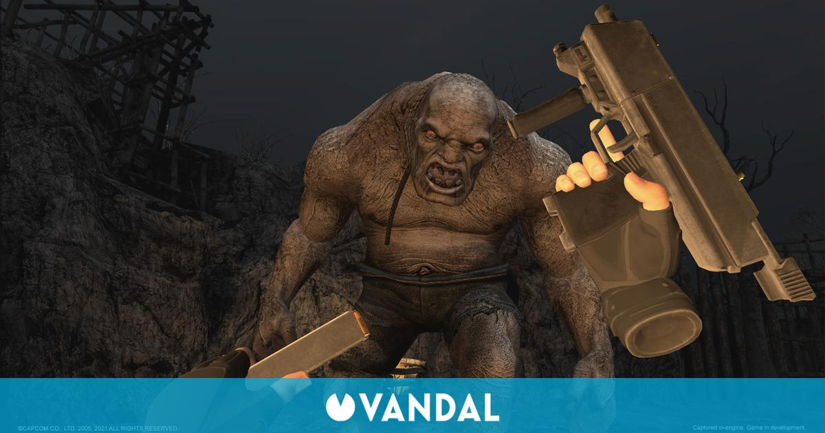Resident Evil 4 VR modifica líneas de diálogo para adaptarlo a 'audiencias modernas'