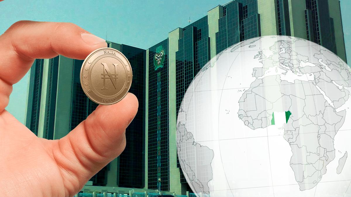 Nigeria lanza eNaira, la CBDC que busca competir con bitcoin