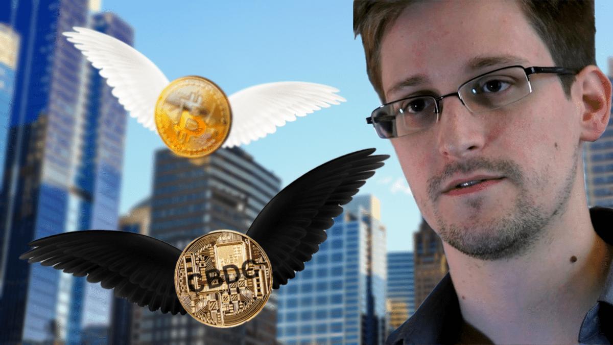 Bitcoin tiene un gemelo malvado y criptofascista