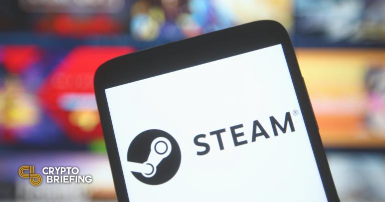 Steam ha prohibido los juegos con funciones Crypto y NFT