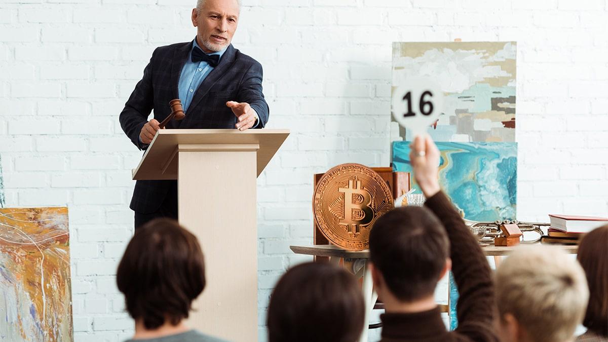 Subastan 200 bitcoins provenientes de actividades ilícitas en Alemania