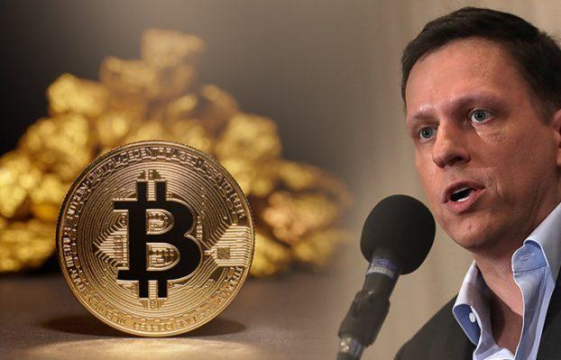 El cofundador de PayPal, Peter Thiel, admite que invirtió poco en Bitcoin