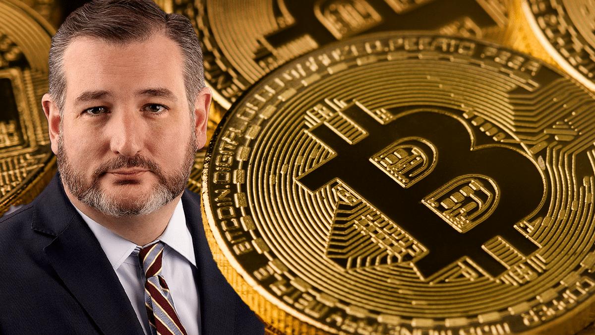 La minería de Bitcoin es una solución energética para Texas, dice senador Ted Cruz