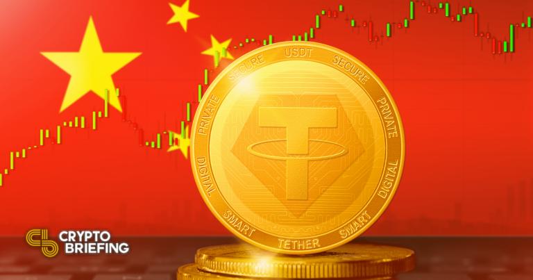 Informe alega que Tether posee miles de millones en deuda china