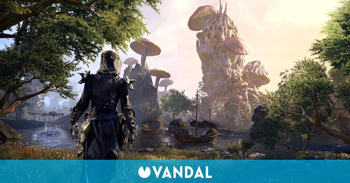 The Elder Scrolls Online estará traducido al español a mediados de 2022
