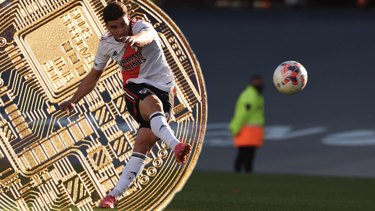 Gigante del fútbol de Argentina River Plate tendrá su fan token