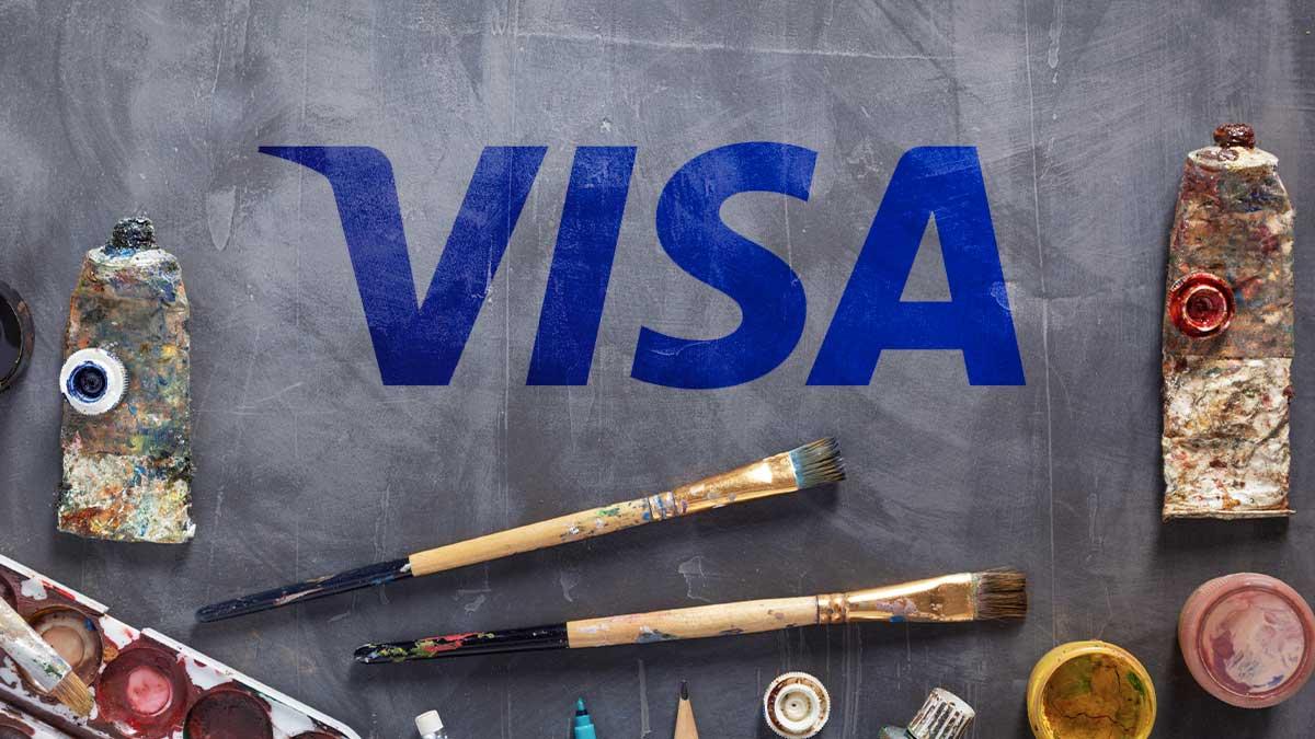Visa lanza programa para promover el arte en NFT